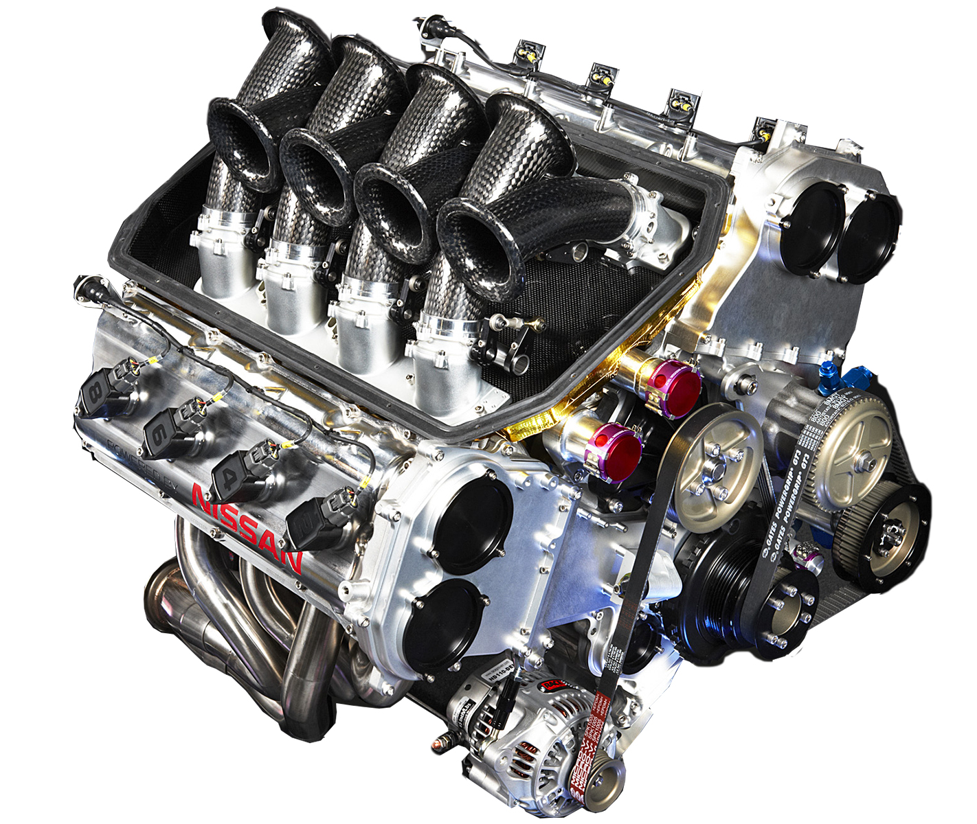 Nissan V8 Supercar engine